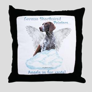 GSP 2 Throw Pillow