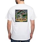 Git 'er Drunk White T-Shirt