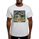 Git 'er Drunk Ash Grey T-Shirt