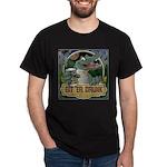 Git 'er Drunk Black T-Shirt