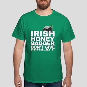 Irish Honey Badger - Dark T-Shirt
