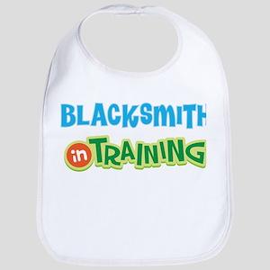 Blacksmith in Training Baby Bib