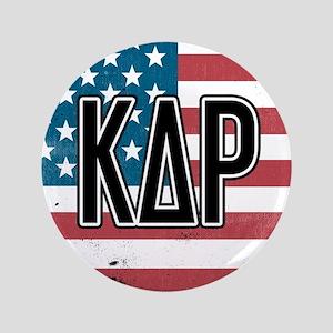 Kappa Delta Rho Flag Button