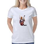 Shred It skull tattoo guit Women's Classic T-Shirt