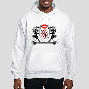 Maneater University Coat of Arms Hooded Sweatshirt