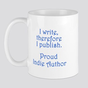 Proud Indie Author Mug