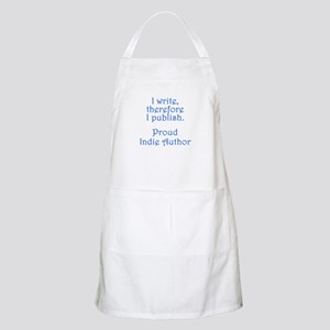 Proud Indie Author Apron