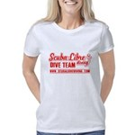 scuba libre diving logo Women's Classic T-Shirt