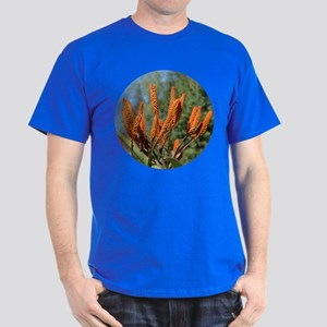 Orange Zimbabwe aloe 1082 - Dark T-Shirt