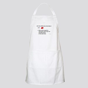 Scuba-Dive Definition Apron