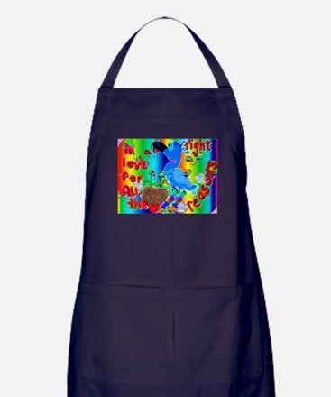 Apron (dark) In Love for all the right reasons...
