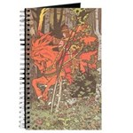 Bilibin's Red Horseman Journal