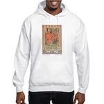 Bilibin's Red Horseman Hooded Sweatshirt
