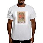 Bilibin's Red Horseman Ash Grey T-Shirt