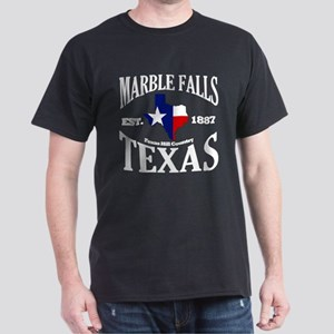 Marble Falls, Texas Dark T-Shirt