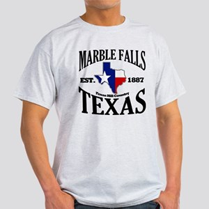 Marble Falls, Texas Light T-Shirt