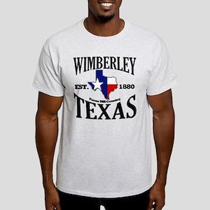 Wimberley, Texas Light T-Shirt