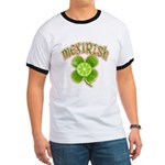 mexirish-faded Ringer T