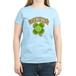 mexirish-faded Women's Light T-Shirt
