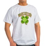mexirish-faded Light T-Shirt