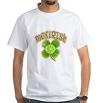mexirish-faded White T-Shirt