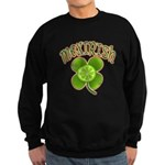 mexirish-faded Sweatshirt (dark)