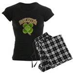 mexirish-faded Women's Dark Pajamas
