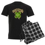 mexirish-faded Men's Dark Pajamas