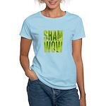 shamwow2-faded Women's Light T-Shirt