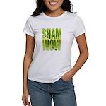 shamwow2-faded Women's T-Shirt