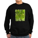 shamwow2-faded Sweatshirt (dark)