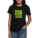 shamwow2-faded Women's Dark T-Shirt