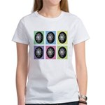 Pop Art Pysanka Women's T-Shirt