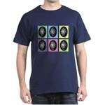 Pop Art Pysanka Dark T-Shirt