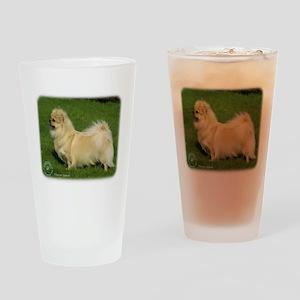 Tibetan Spaniel 9T070D-058 Drinking Glass
