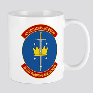 324th Training Squadron Mug