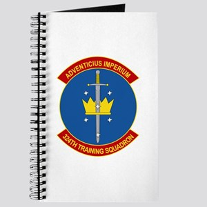 324th Training Squadron Journal