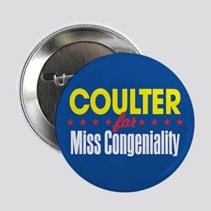 Miss Congeniality Button