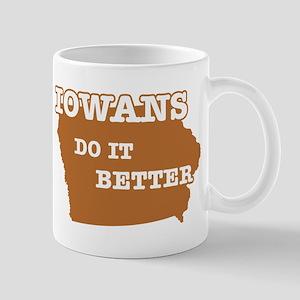 Iowans Do It Better Mug