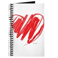 Crayon Heart Journal
