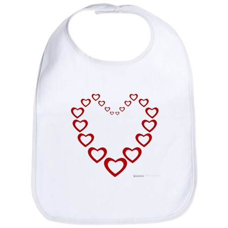 Heart Of Hearts Bib