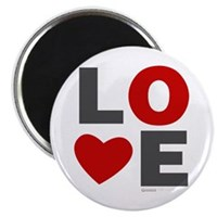 Love Heart Magnet