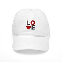 Love Heart Cap