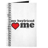 My Boyfriend Loves Me Journal