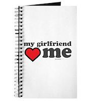 My Girlfriend Loves Me Journal