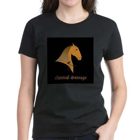 classical...profile Women's Dark T-Shirt