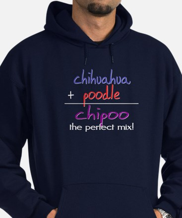 Chipoo PERFECT MIX Hoodie (dark)