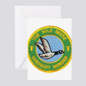 Honorary Wild Geese Greeting Cards (Pk of 10)