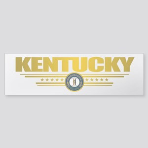 """Kentucky Gold"" Sticker (Bumper)"