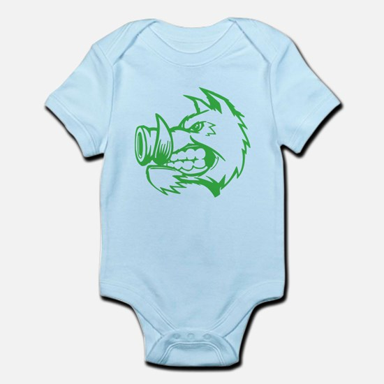Wild Boar Infant Bodysuit